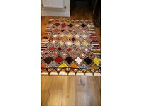 new rug..size 133x190 colour multi