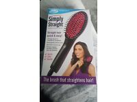 JML Simply straight hair brush