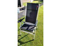 Outdoor reclinling chair