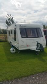 ELDDIS SUPER SIRROCO 4berth caravan