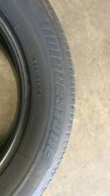 195/60/15 Bridgestone Tyre