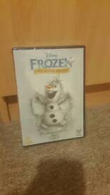 Frozen, chuggington and more children dvds