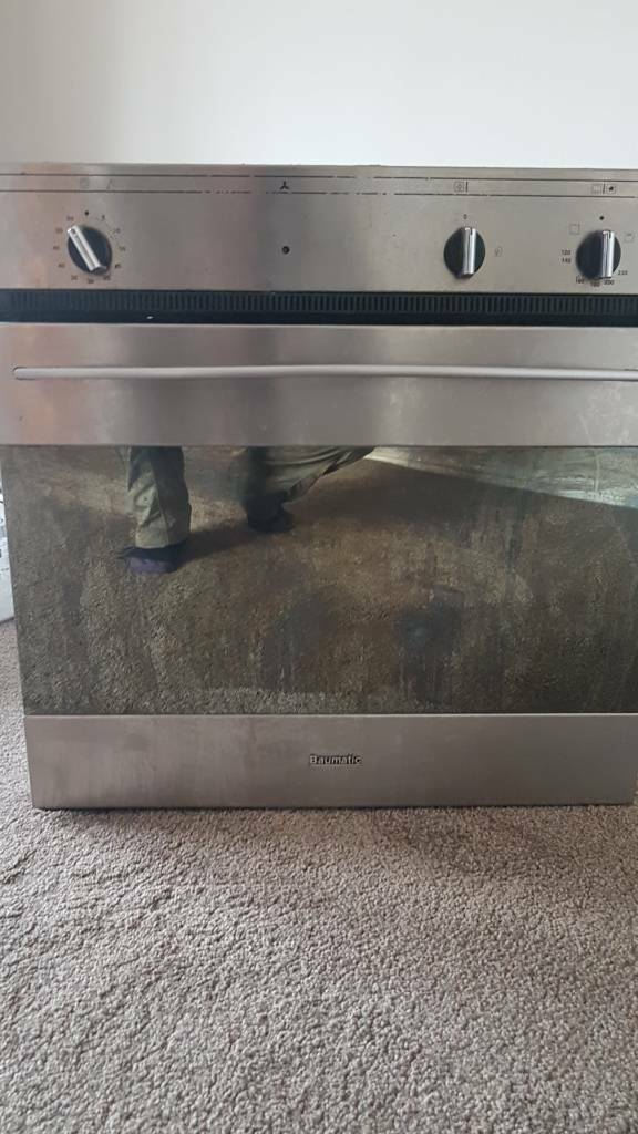 Baumatic gas Oven