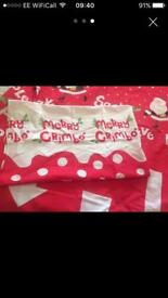 Next Sell Out!!! Christmas single duvet set