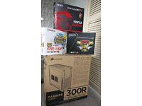AMD Motherboard. AM3+ Motherboard(s), FM2 Motherboard, Corsair Carbide 300R Window