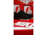 Air Max 97s FULL BLACK