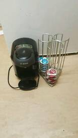 Coffe pod machine