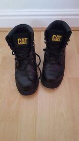 Ladies carerpiller boots