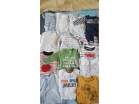Clothes for baby boy 0-3