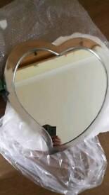 Loveheart Mirror