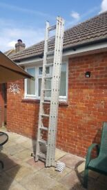 wickes combination ladders