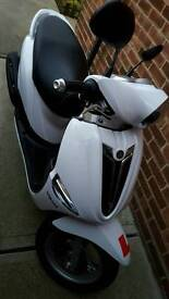 Yamaha delight 115cc ex con low mileage must see .