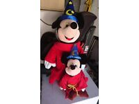Mickey Mouse teddies