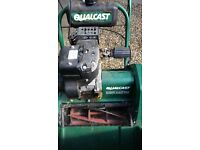 Qualcast Classic Petrol 35s powered lawnmower