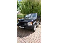Discovery 3 full leather great car