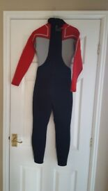 Junior wetsuit age 10 years