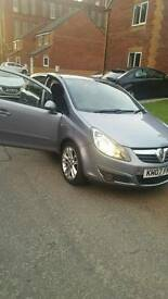 Vauxhall corsa Cheap 5 Door 2 Former Lady Owners 12 Month MOT