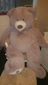 Giant Teddy Bear - Approx 5ft Tall