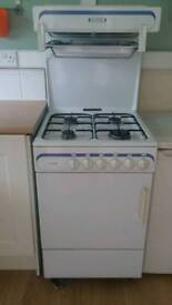 Gas cooker with Top Grill***Bargain***