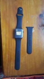 Apple watch series 1 black 42mm £150 ono