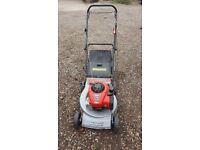 Masport s18 200st petrol lawn mower grass cutting more mulsher