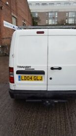 Ford Transit Connect 1793 TD 2004