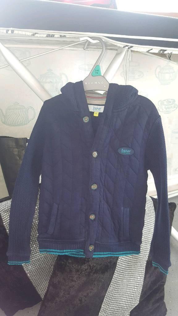 6d66e8575 Ted baker boys jackets   hoodies   cardigans (2-3) + (3-4)