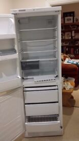 Old Hotpoint Mistral fridge freezer, free
