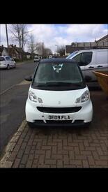 0.8 CDI Smart Car Semi Auto