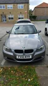 Swop BMW 320D ED 2010 New Tires Tinted Windows and Cruise Control fitted.