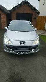 Peugeot 307, 1.6hdi s, 2007. (Not clio, megane, 206, golf, polo)