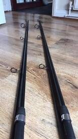 Ron Thomson panther carp rods