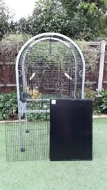 Large Bird/Parrot Cage (Essegi)