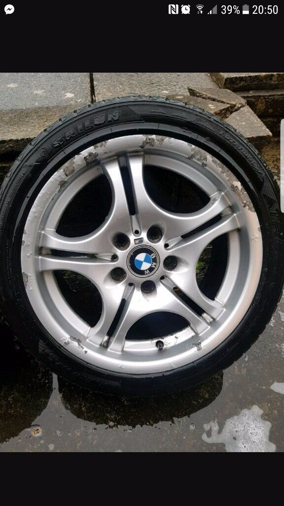 Wanted cheap set of bmw alloys