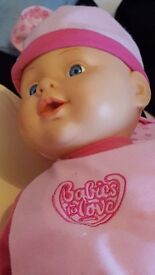 Chad Valley Babies to Love Doll