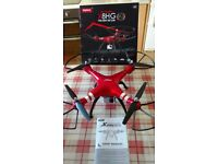 SYMA DRONE - UNWANTED GIFT ONLY USED TWICE - GOOD AS NEW