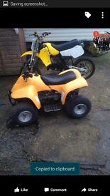 110 cc apache offroad quad
