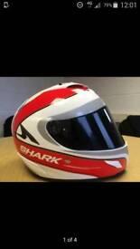 Shark race r helmet