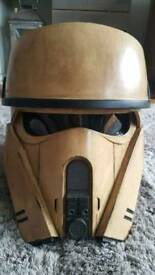 Star wars Bespoke Shore Trooper helmet