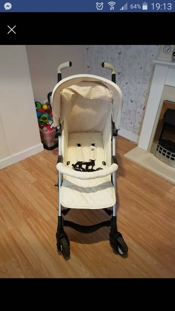 My babiie faiers pram/pushchair