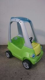 Easy Turn Coupe ride-on car by Step 2