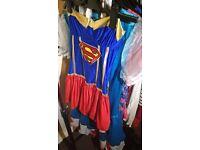 Superwoman Alice in Wonderland fancy dress outfits