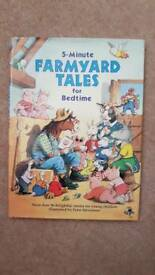 5 Minute Farmyard Tales for Bedtime - book