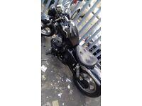 AJS DD 125cc, MOT till 2019