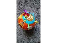 Tech Crawl & Learn Bright Lights Ball (needs batteries)