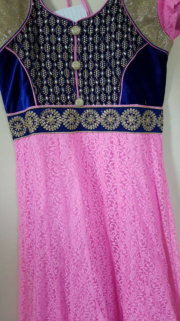 Brand new with tag Indian readymade suit with churidar and dupata