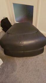 Foot stool dfs daytona rrp £300
