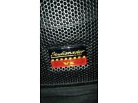 "Studiomaster speakers 15"" 4 ohms"
