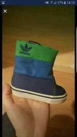 Adidas baby boots