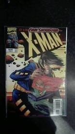 MARVEL COMIC - X-MAN, THE FINAL SHOWDOWN! ISSUE #51 (MAY 1999) £6, £2 P&P, SEALED!